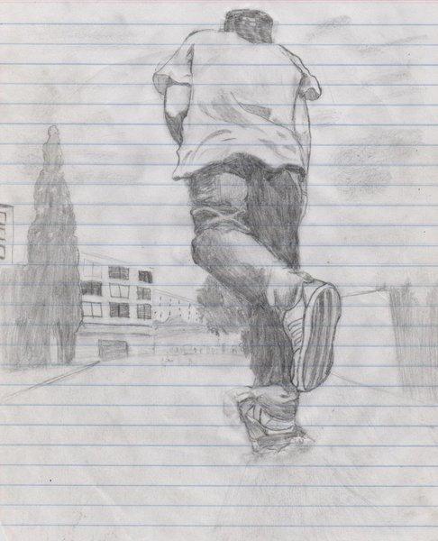 skate - Imágenes de Personajes en Diseño Conceptual | Dibujando