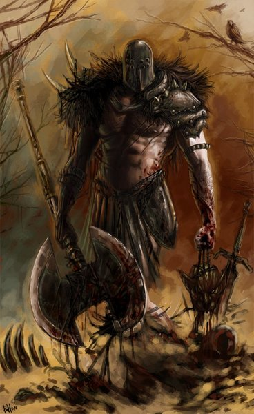 Warhammer con texto pictures to pin on pinterest tattooskid for Demon slayer