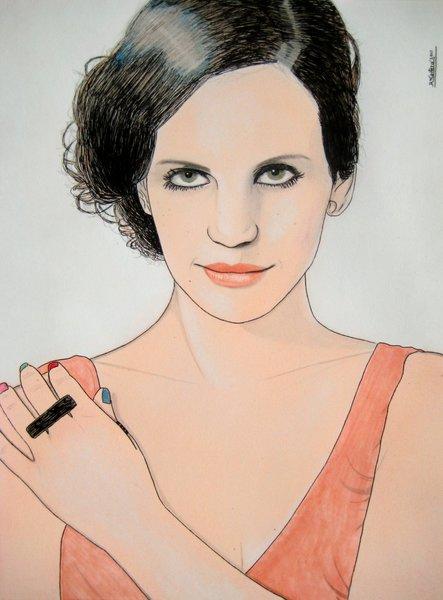 Sabrina Garciarena (Sara FOQ) - Imágenes De Retratos En Temática
