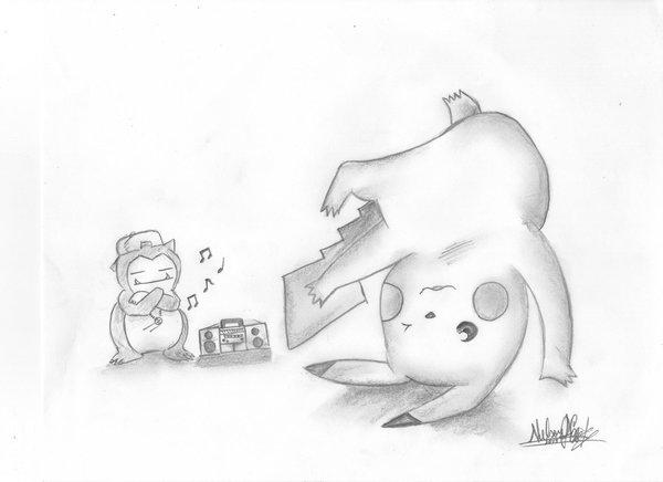 Breakdance dibujos a lapiz - Imagui