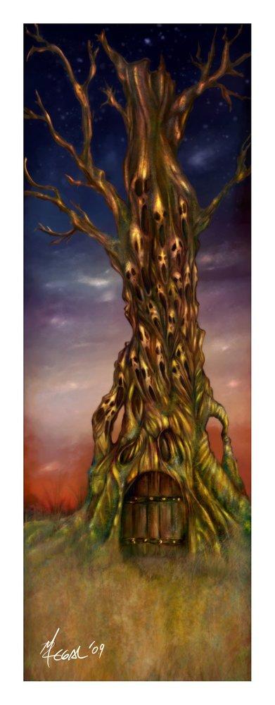 por fin, The Hollows Tree, terminado (eso creo)