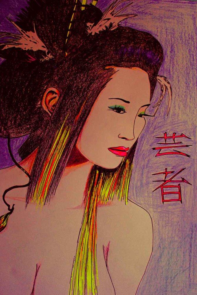 Geisha_pencil_color_14583.JPG