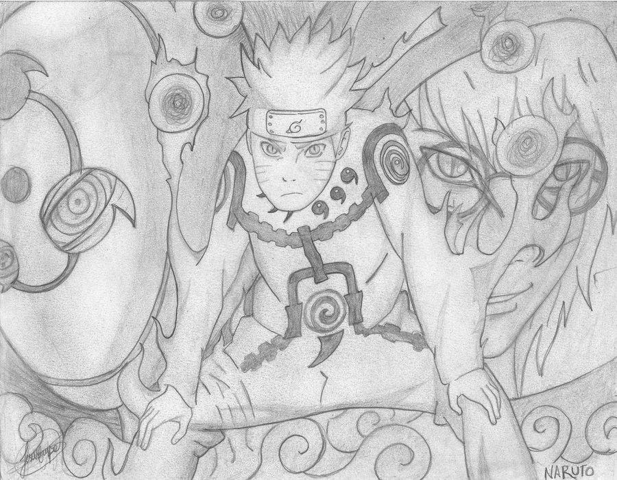 Naruto Shippuden by Ryoku por ryoku   Dibujando