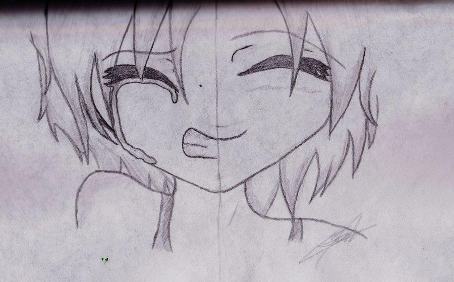 Imagenes De Anime Llorando Para Dibujar