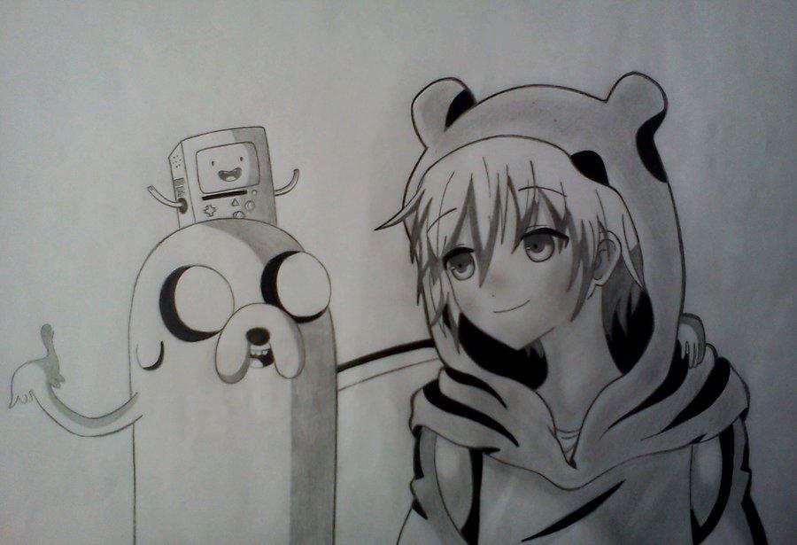 Hora de aventura versin anime 3 por natt dibujando hora de aventura versin anime 3 horadeaventuraversionanime65834g altavistaventures Choice Image