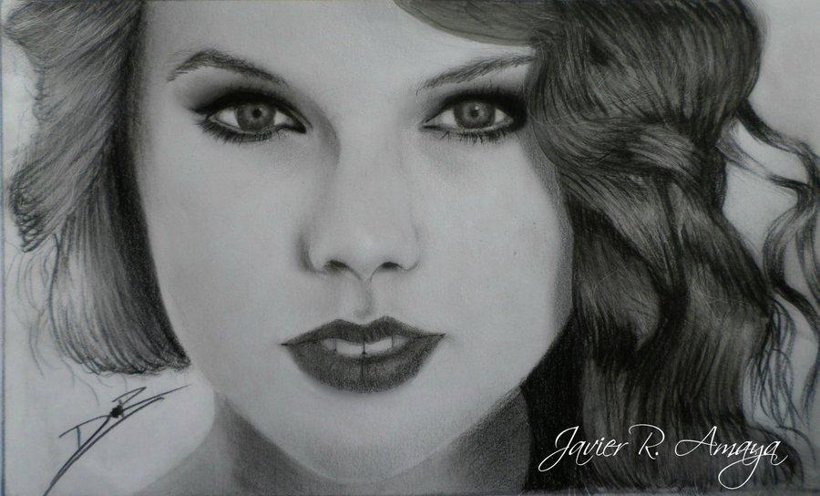 Taylor Swift Por Javi14 Dibujando