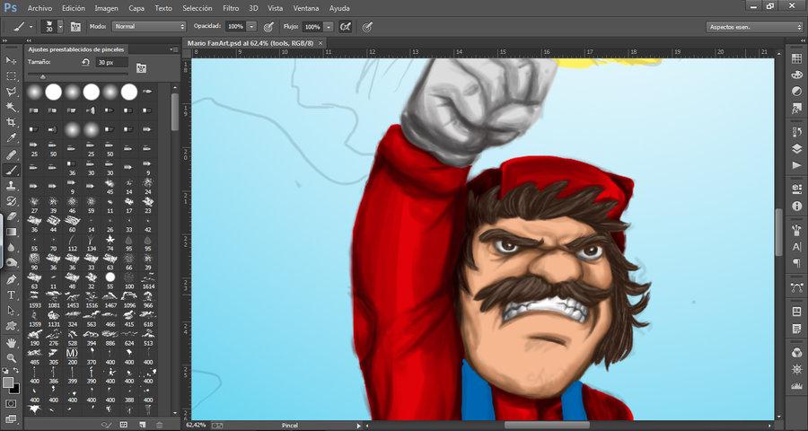 Mario_FanArt_process_3_243505.jpg
