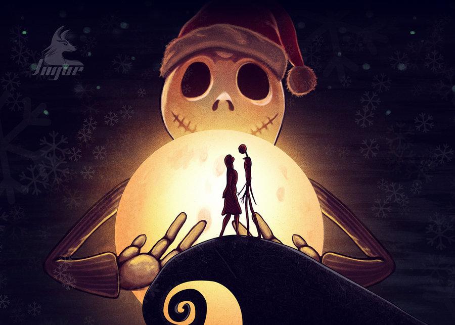 El Extraño Mundo de Jack por joguecs | Dibujando Nightmare Before Christmas Jack