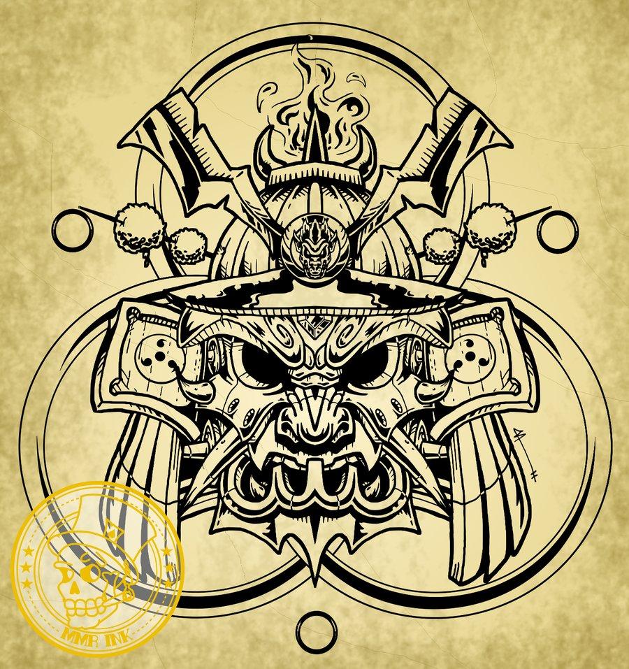 Mascara_samurai_red_254753.png