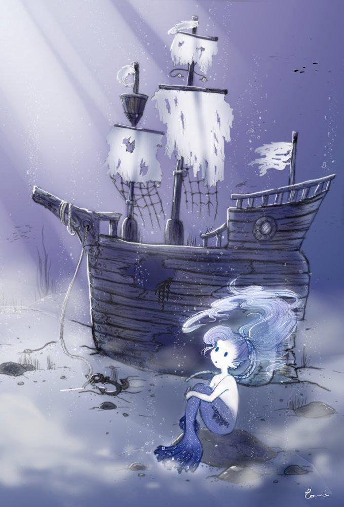 ghostt_mermaid_by_eamanelf_262127.png