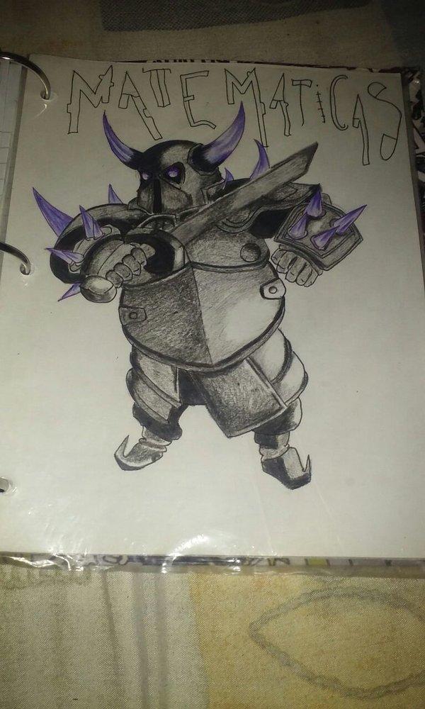Clash Royale 2 Por Nicolezca13 Dibujando