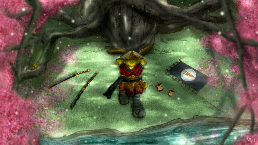 Samurai_Bunny_Nite_texture_456742.jpg