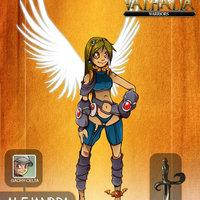 Valhalla Warrior