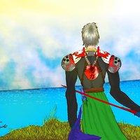 Poder de voluntad(kanji en la espalda)