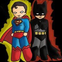 los héroes DC