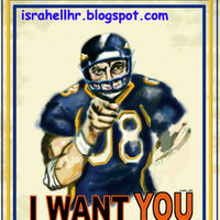 I WANT YOU Zaragoza Hurricanes