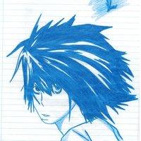 L  personaje de Death Note