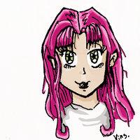 chica manga XD