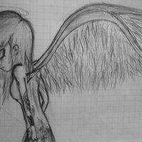 Angel que se lastimo...