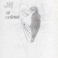 wason, jocker, enemigo de batman XD