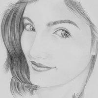 retrato de nale, a lapiz