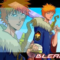 Fan Art  de Bleach realizado en el 2009.