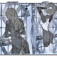 yakuza shower