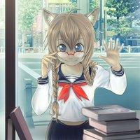 Neko schoolgirl