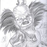 evil clow