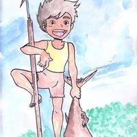 Conan el niño del futuro-FAN ART