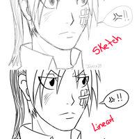 Ed Sketch n Lineart