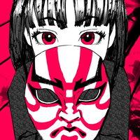 Hold my kabuki mask