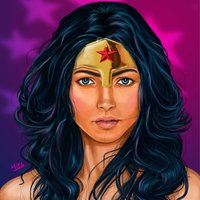 RETRATO DE UNA GUERRERA: WONDER WOMAN