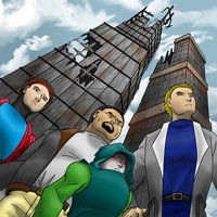 Diggers [Webcomic]