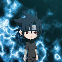 Sasuke Uchiha  Chibi