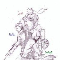 HuGo, JoRgE y JaVi.