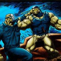 Jason y el Caza