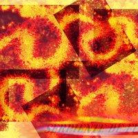 Wallpaper serpiente de fuego.