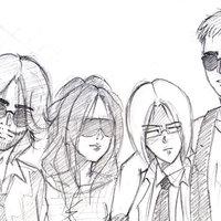 Diseño de personajes   2 boceto
