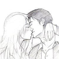 Beso   boceto