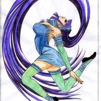 Bailarina (practica de color 3)