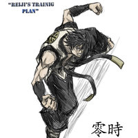 Reiji - Sketches