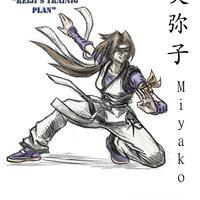 Miyako - Sketch