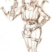 bocetillo black widow