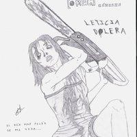 [·REC] 3 Leticia Dolera (lapiz)
