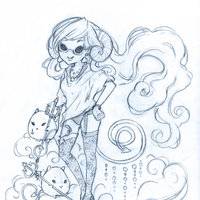 Judith (sketch)