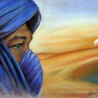 El tuareg.