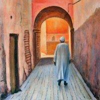 Callejon de Marrakech.
