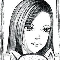 Retrato estilo manga