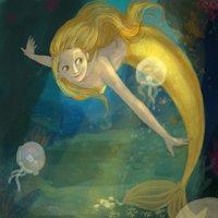 La sirena dorada